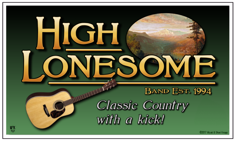 High Lonesome Banner